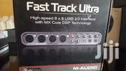 M-AUDIO Fasttrack Ultra Sound Card Usb | Audio & Music Equipment for sale in Central Region, Kampala