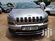 Jeep Cherokee 2015 Silver | Cars for sale in Central Region, Kampala