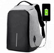 Anti-Theft Laptop Bag With USB Charger,Waterproof Large Capacity Bags | Bags for sale in Central Region, Kampala