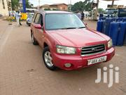 Subaru Forester 2002 Red | Cars for sale in Central Region, Kampala
