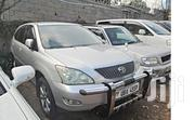 Toyota Harrier 2007 Silver | Cars for sale in Central Region, Kampala