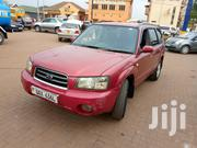 Subaru Forester 2004 Automatic Red | Cars for sale in Central Region, Kampala