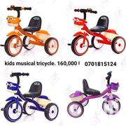 Kids Musical Tricycle | Children's Clothing for sale in Central Region, Kampala