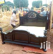King Sized 6by6 Bed | Furniture for sale in Central Region, Kampala