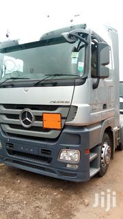 New Mercedes-benz Actros 2011 Gray | Trucks & Trailers for sale in Central Region, Kampala