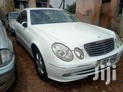 Mercedes-Benz E230 2004 White | Cars for sale in Central Region, Kampala