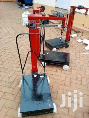 Weighing Scales For Use In Milling Factories