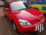 New Toyota Allex 2006 Red   Cars for sale in Central Region, Kampala