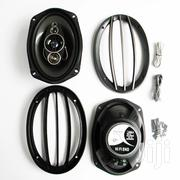6X9 Car Bass Rear Speakers Pair | Vehicle Parts & Accessories for sale in Central Region, Kampala