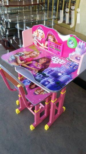 Kid's Reading Table