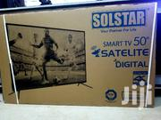 50inches Solstar Smart UHD 4k Tv | TV & DVD Equipment for sale in Central Region, Kampala
