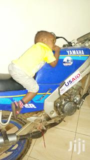 Yamaha 2000 Blue | Motorcycles & Scooters for sale in Central Region, Kampala