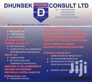 Comprehensive Tax Advisory Services   Tax & Financial Services for sale in Central Region, Kampala