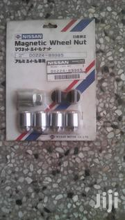 Nissan Magnetic Wheel Nuts For Sale | Vehicle Parts & Accessories for sale in Central Region, Kampala