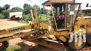 Motor Grader (Champion 730A) 1989 Yellow | Heavy Equipments for sale in Central Region, Kampala