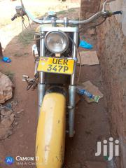 Kawasaki Bike 2015 Yellow | Motorcycles & Scooters for sale in Central Region, Kampala