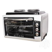 Blueflame Mini Oven With 2 Hot Plates, 40 Litre - Inox | Restaurant & Catering Equipment for sale in Central Region, Kampala
