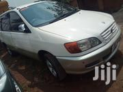 Toyota ISIS 1999 White   Cars for sale in Central Region, Kampala
