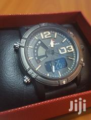 Naviforce Men's Leather Watch | Watches for sale in Central Region, Kampala
