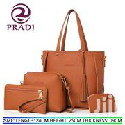 PRADI Women Bag Fashion Pebbles Four Pieces. | Bags for sale in Central Region, Kampala