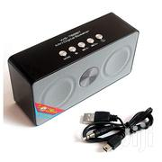 Wster Ws Mini Speaker With FM Radio, Micro Sd, USB | Audio & Music Equipment for sale in Central Region, Kampala