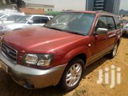 Subaru Forester 2004 Red | Cars for sale in Central Region, Kampala