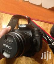 Canon Eos 60d With 18-55mm   Cameras, Video Cameras & Accessories for sale in Central Region, Kampala