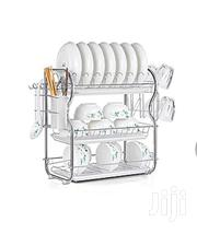 Brand New Dish Rack Drainer 3 Tier | Kitchen & Dining for sale in Central Region, Kampala