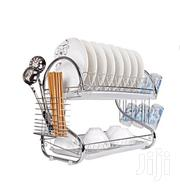 Dish Rack Drainer 2 Tier | Kitchen & Dining for sale in Central Region, Kampala