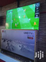 LG UHD Tv 4k SMART Tv 49 Inches | TV & DVD Equipment for sale in Central Region, Kampala