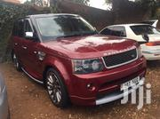 Land Rover Range Rover Sport 2008 Red | Cars for sale in Central Region, Kampala
