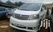 Toyota Alphard 2002 White | Cars for sale in Central Region, Kampala