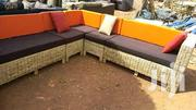 Plastic Chairs In L Shape   Furniture for sale in Central Region, Kampala