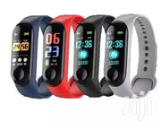 Intelligent Health Smart Watch ,Bracelet Fitness Heart Rate Band | Accessories for Mobile Phones & Tablets for sale in Central Region, Kampala