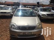 Toyota Corolla 2003 Gold | Cars for sale in Central Region, Kampala