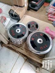 Gym Plates RSI 787 | Sports Equipment for sale in Central Region, Kampala