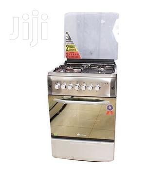 Electric Cooker (3+1) /Oven/Fan/Rotisserie/Timer - Stainless