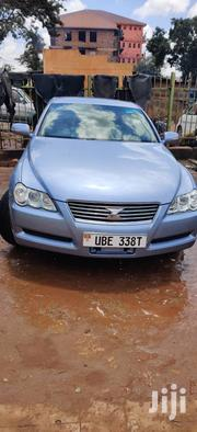 New Toyota Mark X 2005 Blue | Cars for sale in Central Region, Kampala