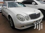 Mercedes-Benz E240 2006 White | Cars for sale in Central Region, Kampala