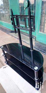Glass Tv Stand Brand New | Furniture for sale in Central Region, Kampala