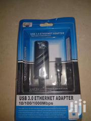 USB 3.0 ETHERNET ADAPTER 10/100/1000mbp | Laptops & Computers for sale in Central Region, Kampala