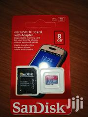 Sandisk 8gb Memorycard | Accessories for Mobile Phones & Tablets for sale in Central Region, Kampala