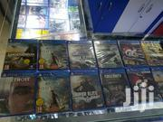 Playstation 4 Games New And Used Games | Video Games for sale in Central Region, Kampala