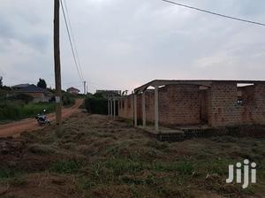Two Unfinished Semi Detached Rtentals For Sale In Namugongo Nsasa.