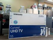SAMSUNG CURVE 55 INCHES SMART ULTRA HD 4K SUPER SLIM TV | TV & DVD Equipment for sale in Central Region, Kampala