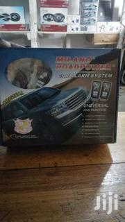 MILANO Road Power Car Alarm | Vehicle Parts & Accessories for sale in Central Region, Kampala