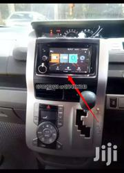Double Din Radio Fitted In Toyota Wish | Vehicle Parts & Accessories for sale in Central Region, Kampala
