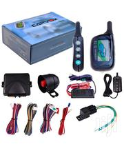 2 Ways Car LCD Alarm Auto Security System With Remote | Vehicle Parts & Accessories for sale in Central Region, Kampala