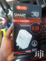 Soloffer Travel Charger 3.4A 3 USB | Clothing Accessories for sale in Central Region, Kampala