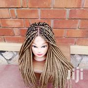 Box Braids With Lace Frontal | Hair Beauty for sale in Central Region, Kampala